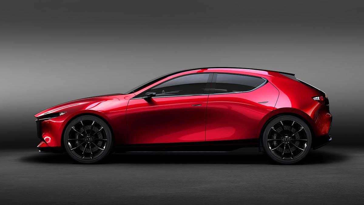 Mazda Next Generation Product Concept
