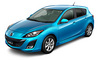 Mazda Launches All-New Axela in Japan