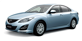 Mazda Atenza Sedan 25EX (FWD Model With MZR 2.5L Engine And Five Speed