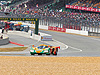 1991 Le Mans winning Mazda 787B guest stars in 2011 with Johnny Herbert and Patrick Dempsey