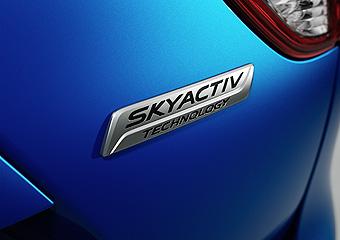 Skyactiv logo
