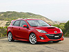 Mazdaspeed3 Receives ALG Award for Highest Residual Value in U.S. Sportscar Segment