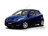 Mazda Releases Upgraded Demio with Improved Fuel Economy in Japan