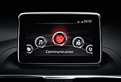 Mazda Connect