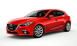 All-new Mazda Axela