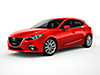 Global Production of Mazda3 Reaches Four Million Units