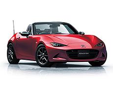 Soul Red (Mazda MX-5, known as Mazda Roadster in Japan)