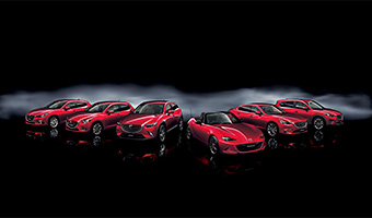 Mazda's New-Generation Lineup