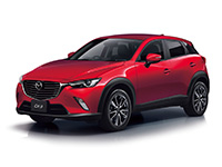 Mazda CX-3 Wins Thailand Car of the Year 2016