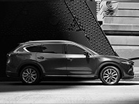 Mazda Reveals Exterior of New Mazda CX-8 Crossover SUV