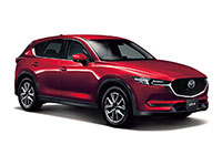 Mazda Starts Production of the CX-5 at Hofu Plant