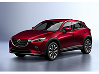 Mazda Reveals Updated Mazda CX-3 at New York Auto Show