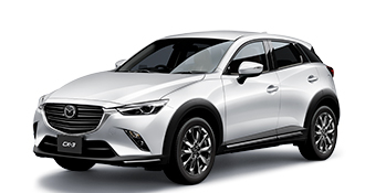 Mazda CX-3 XD Exclusive Mods