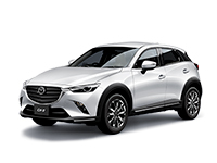 Mazda Launches Updated CX-3 in Japan