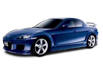 Mazda rx 8 mazdaspeed
