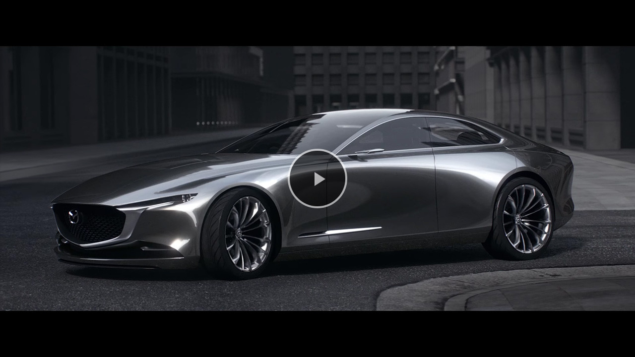 MAZDA'S NEXT-GENERATION TECHNOLOGY & DESIGN CONCEPT MOVIE