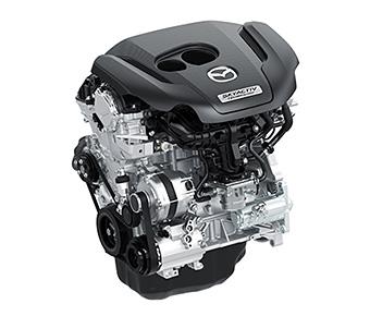 「SKYACTIV-G 2.5T」エンジン