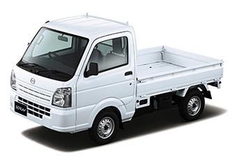 マツダ スクラムトラック 「KCエアコン・パワステ」